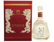 紅盒陳年金門高粱酒